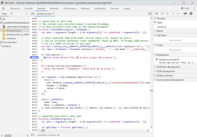 rpa source code