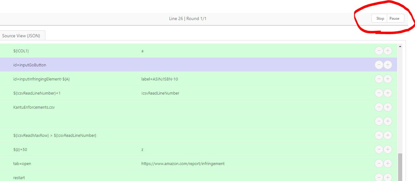 Pausing Stopping Issue Kantu For Chromefirefox Community